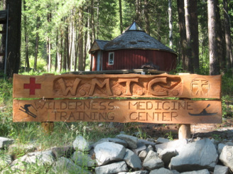 Wilderness Medicine Training Center's classroom in Winthrop, WA